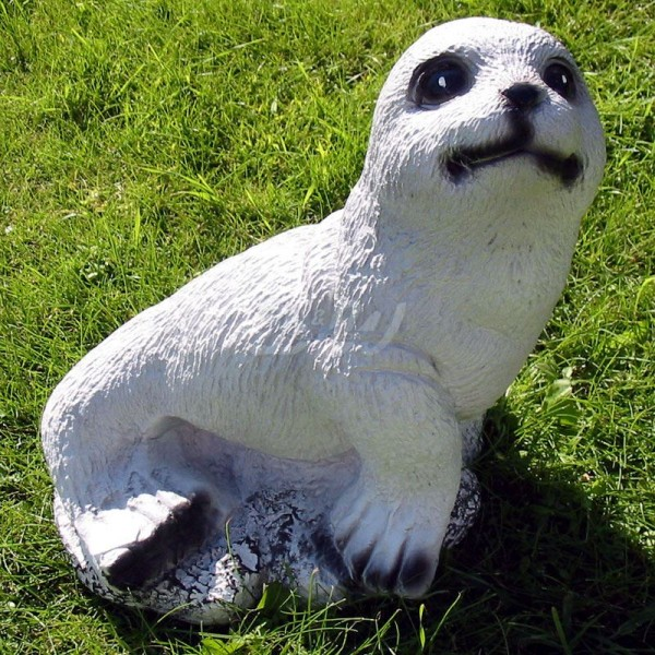 Seehund Robbe Heuler 27 cm