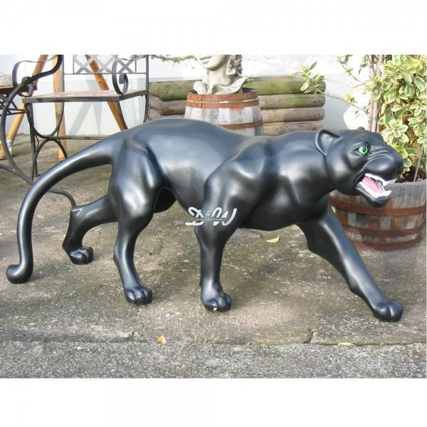 Panther / Jaguar stehend (lebensgroß)
