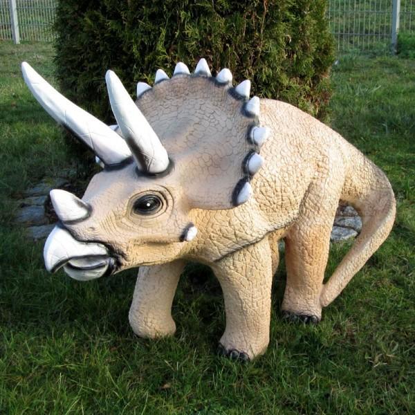Dinosaurier Triceratops 100 cm