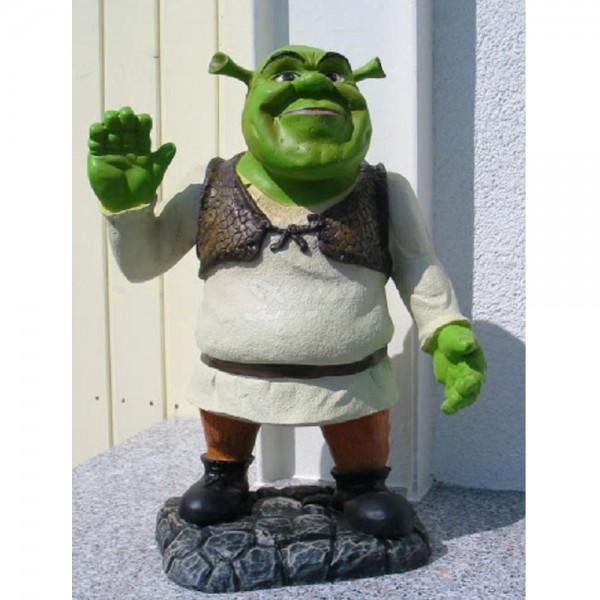 Shrek Oger Figur grün (klein)