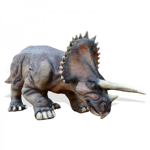 Dinosaurier Triceratops 890 cm