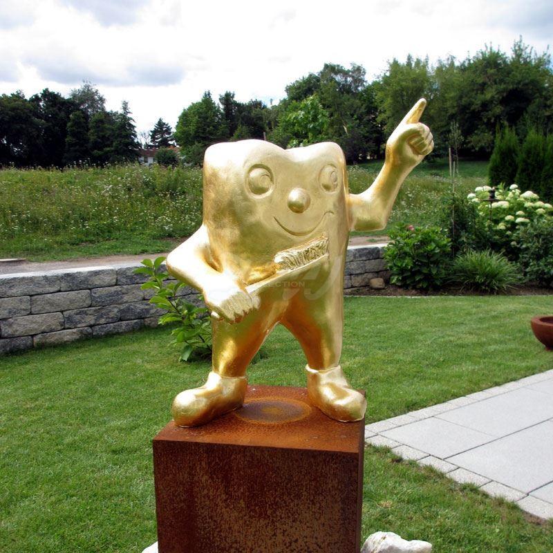 Ref-Zahnm-nnchen-Blattgold