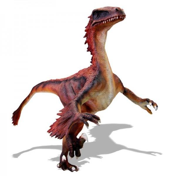 Dinosaurier Deinonychus 240 cm