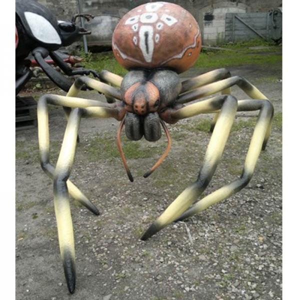 Kreuzspinne - Cross Spider (riesig)