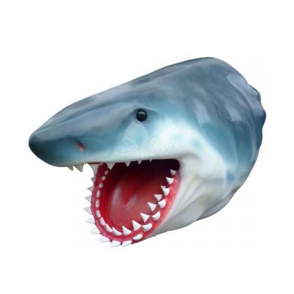 Hai Haikopf (lebensgroß)