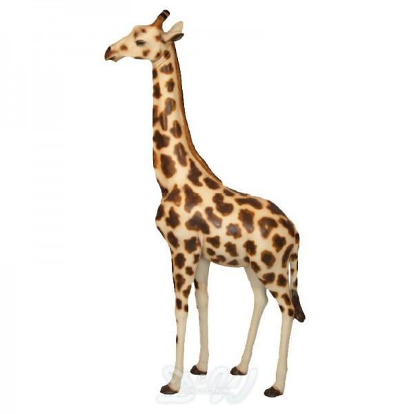 Giraffe Baby stehend 190 cm (lebensgroß)