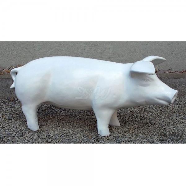 """Schwein """"Hausschwein"""" Rohling (klein)"""