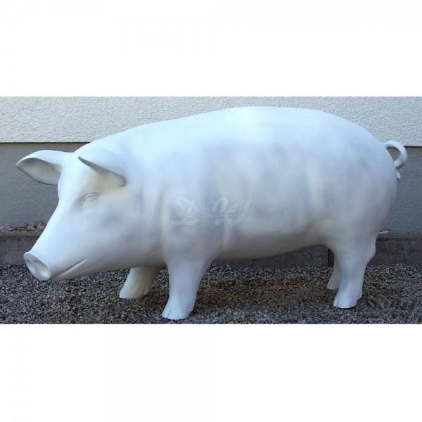 """Schwein """"Hausschwein"""" Rohling (groß)"""