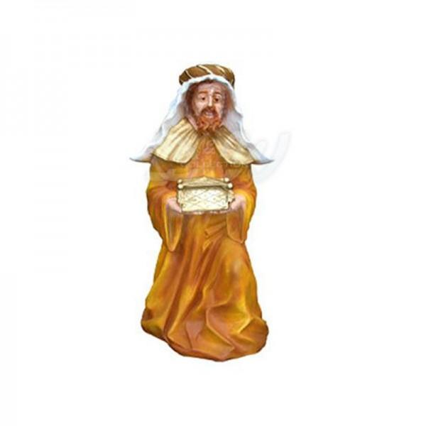 Heilige 3 Könige - König #2 - kniend Krippenfigur (groß)