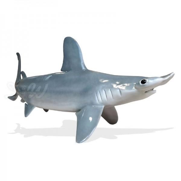 Hai Hammerhai (lebensgroß)