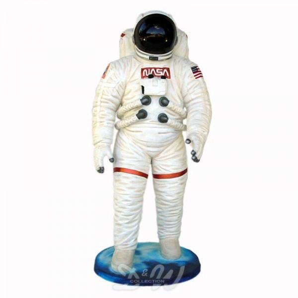Astronaut mit Anzug Nasa (lebensgroß)
