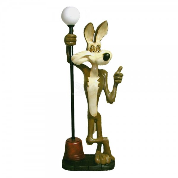 D&W Collection Deko Werbe Figur Coyote Comic Meep Meep Kino Film Werbung günstig kaufen