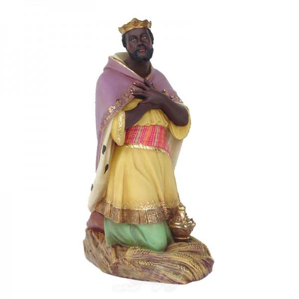 Heilige 3 Könige - König #1 kniend Krippenfigur (groß)