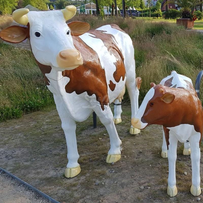 Ref-Kuh-Zenzi-und-Kalb-Resi-braun