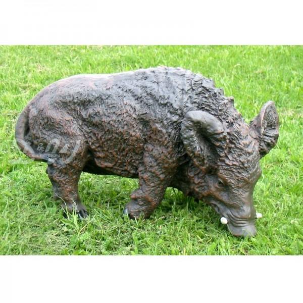 Wildschwein Keiler stehend (mini)
