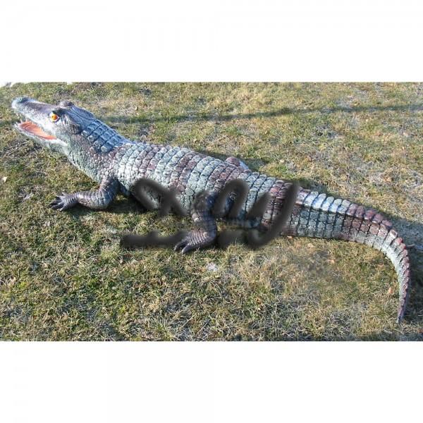 Alligator Krokodil 207 cm