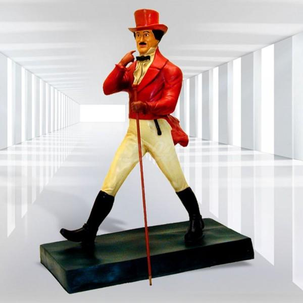 Johnnie Walker Figur laufend (groß)