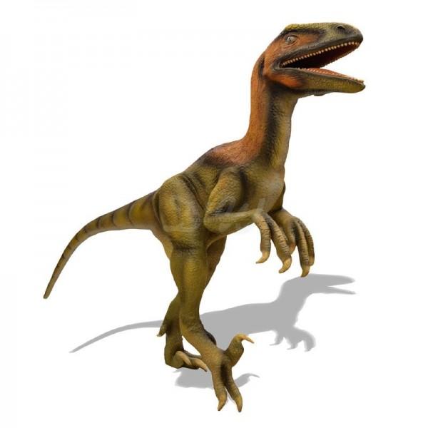 Dinosaurier Deinonychus 400 cm