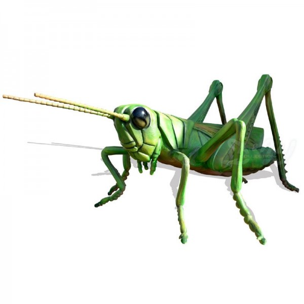 Grashüpfer - Grasshopper (riesig)