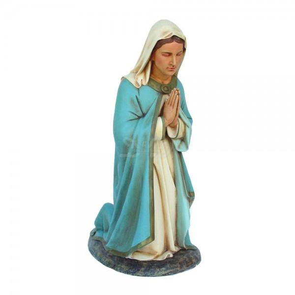 Maria betend Krippenfigur (lebensgroß)