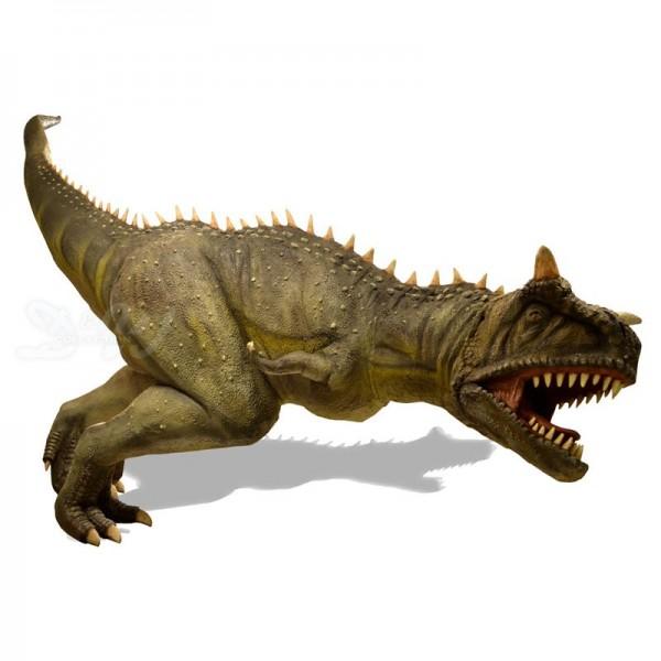 Dinosaurier Carnotaurus 640 cm