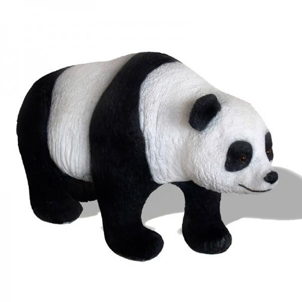 Pandabär stehend (lebensgroß)