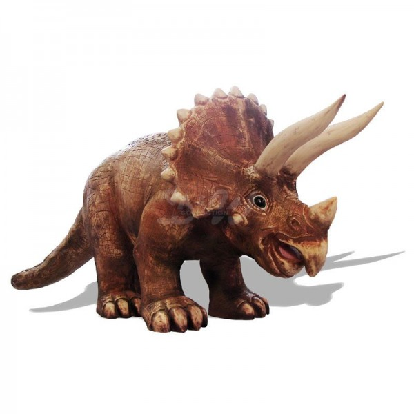 Dinosaurier Baby Triceratops 250 cm
