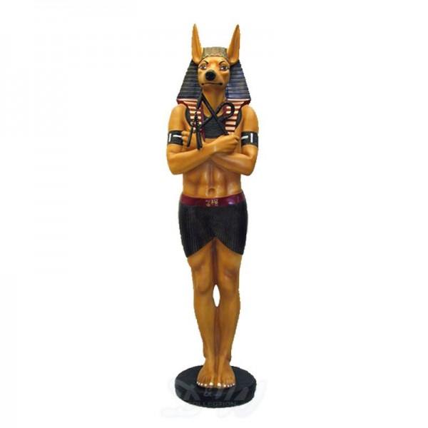 Anubis (lebensgroß)