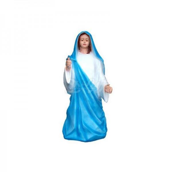 Maria kniend Krippenfigur (groß)