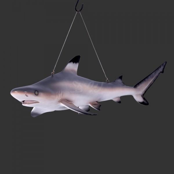 Hai Schwarzspitzen-Riffhai (groß) zum Aufhängen
