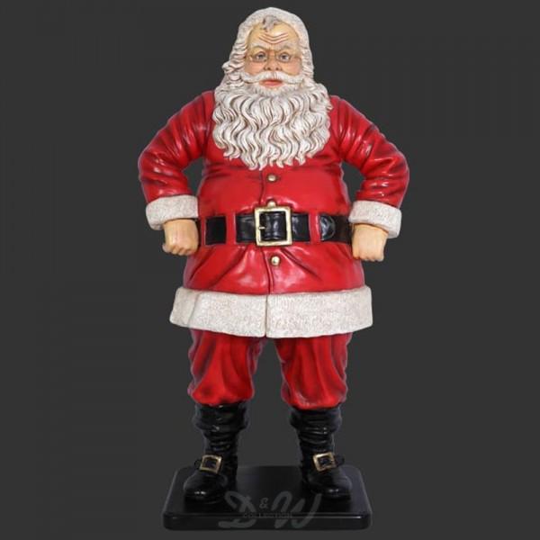 Weihnachtsmann stehend (groß)