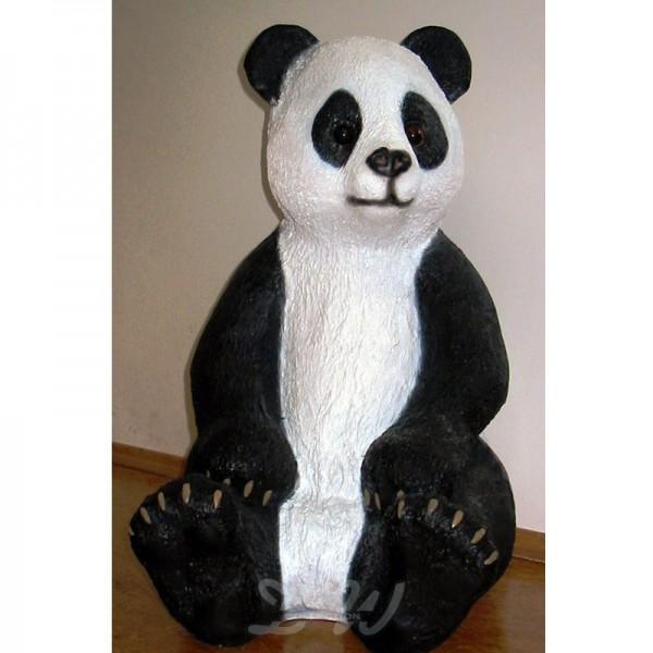 Pandabär sitzend (groß)