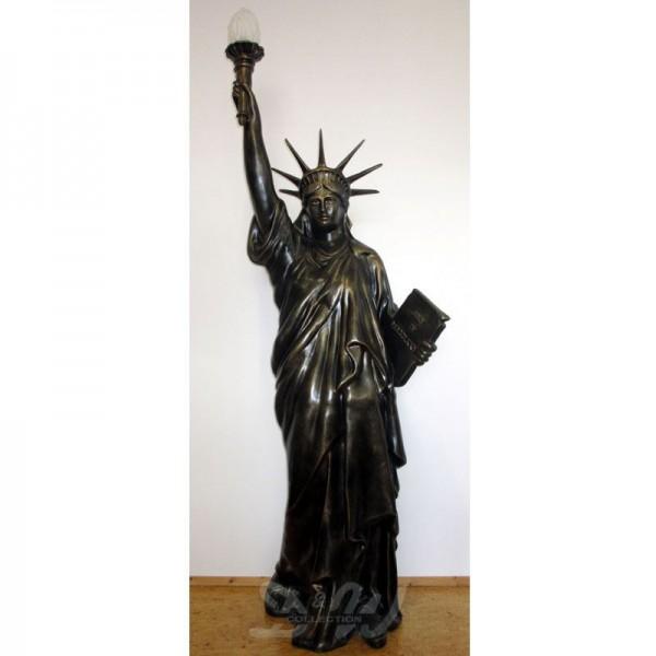 Freiheitsstatue 240 cm bronze