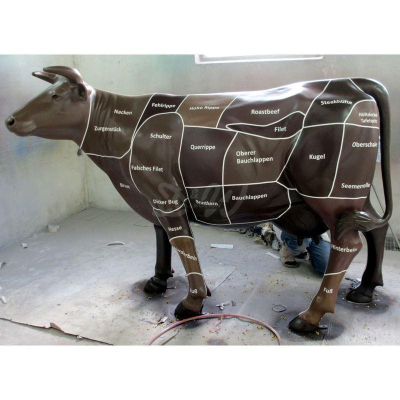 Ref-Kuh-Fleischsorten
