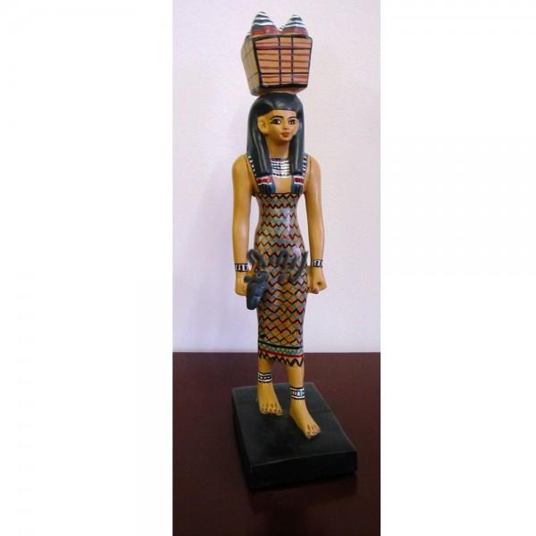 ägyptische Figur Ägypterin