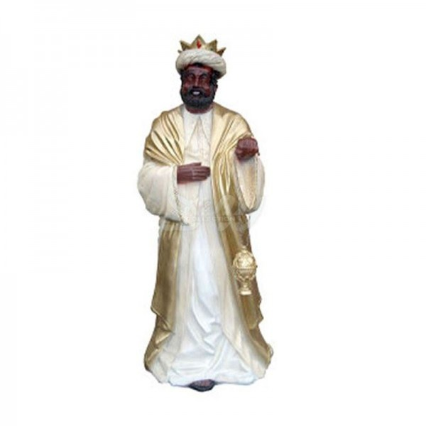 Heilige 3 Könige - König #1 - stehend Krippenfigur (groß)