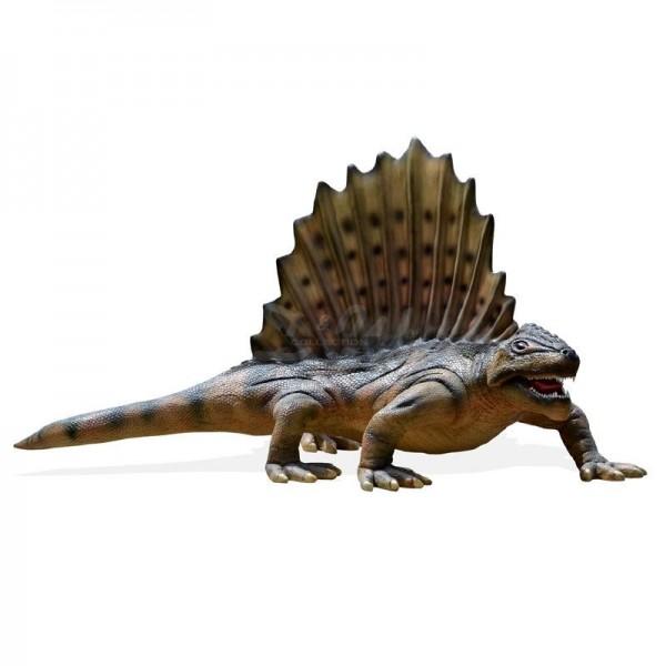 Dinosaurier Dimetrodon 310 cm