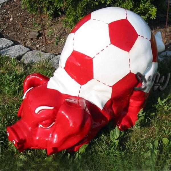 12ef47bad01f7 Schwein mit Kunstbemalung